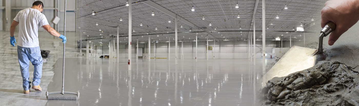 Commercial Concrete Floor Repair Products