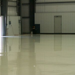 Commercial Industrial Concrete Floor Coating Products