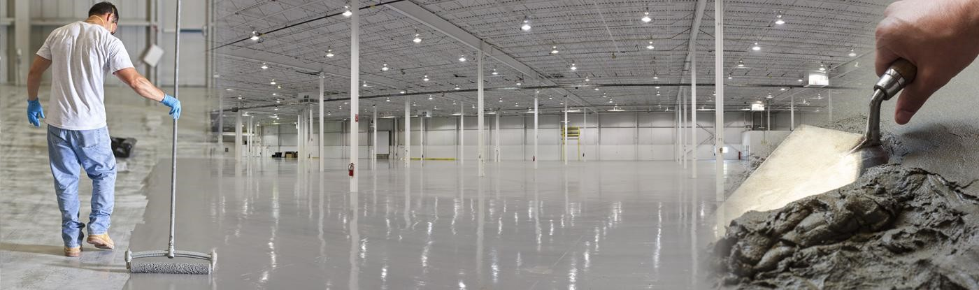 Repore Industrial Concrete Floor Repair
