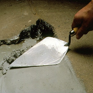 Concrete Freezer Floor Repair Products
