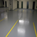 REPOX-FC Non-Slip Epoxy Floor Coating