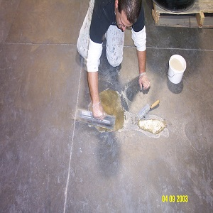 KwikBond Concrete Floor Repair Epoxy Products