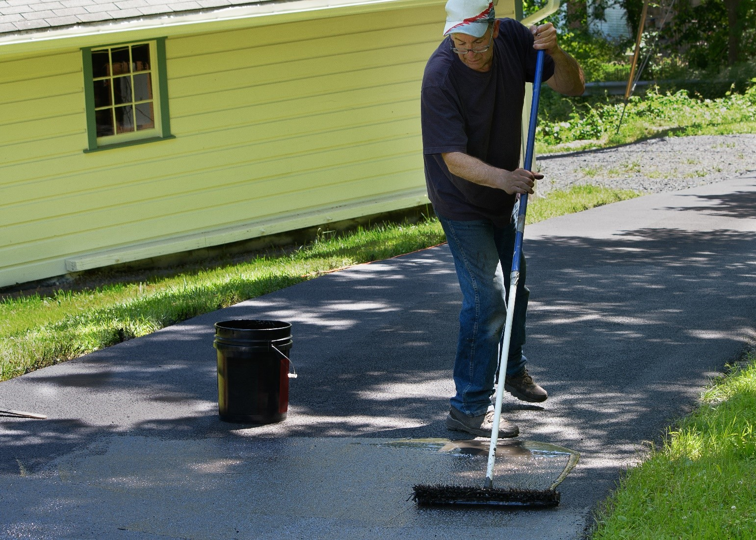 DIY Driveway Concrete Repair Products