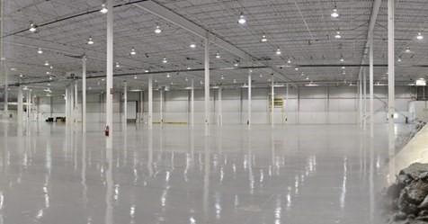 Professional Epoxy Concrete Floor Coating by Capital Industries, Inc.
