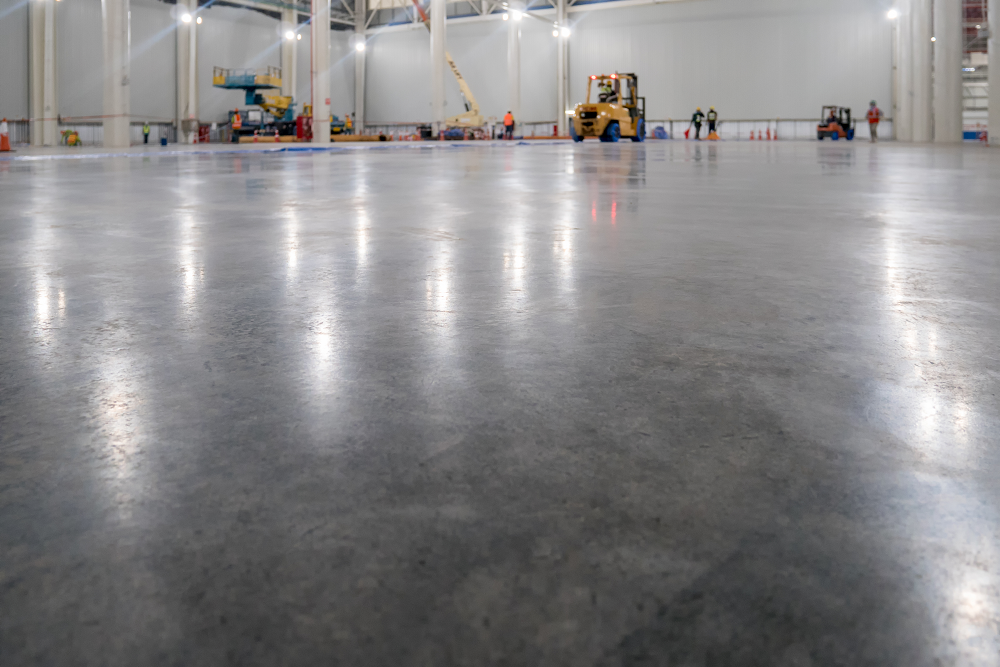 Concrete Warehouse Flooring Repair Products