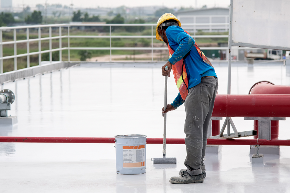 Industrial Floor Epoxy Recoat Flooring Coating Products