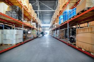 Common Warehouse Concrete Flooring Problems & Repairs