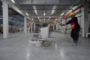 Non Slip Epoxy Floor Coating Concrete Flooring
