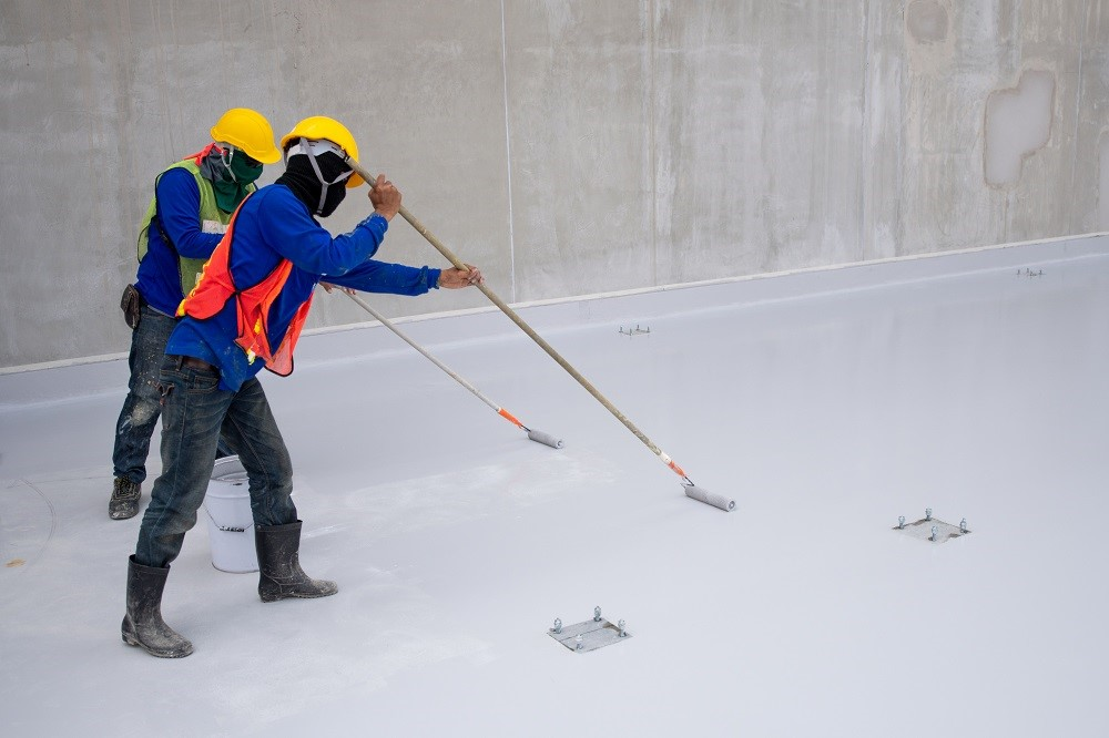 Concrete Floor Coating Epoxy Industrial Surfaces