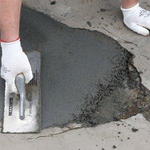 Commercial Concrete Floor Repair Products