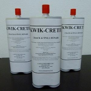 Industrial Commercial Concrete Crack Repair Products KwikCrete