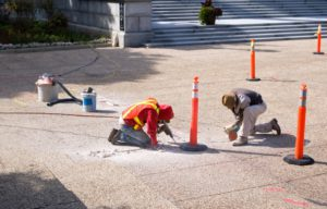 DIY Concrete Crack Repair Epoxy or Polyurethane
