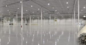 Professional Epoxy Concrete Floor Coating by Capital Industries, Inc.