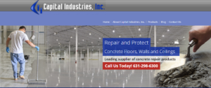 Industrial Indoor Concrete Floor Sealer