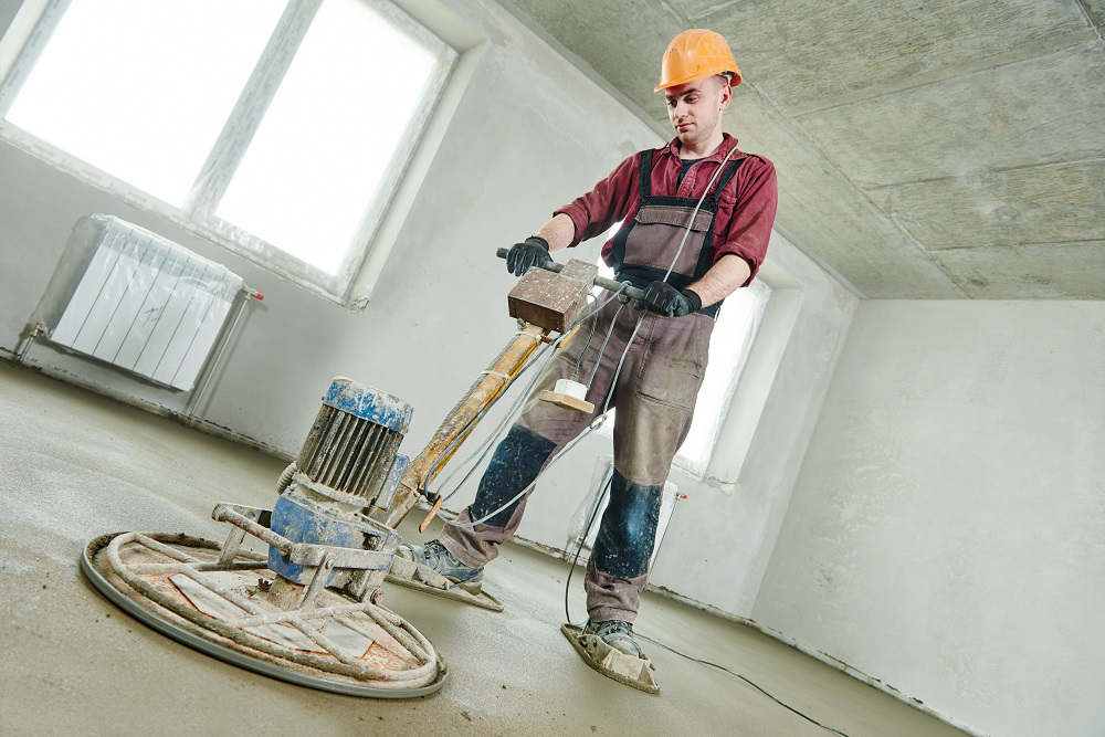 Concrete Floor Repair and Maintenance Coatings