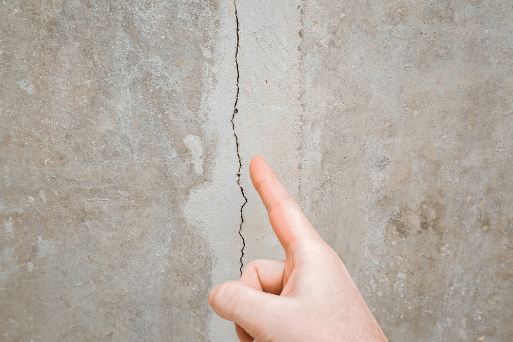 Diagnosing Crack Types in Concrete Foundations