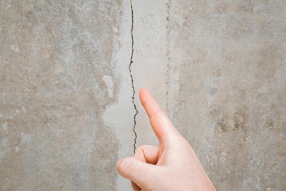 Diagnosing Crack Types in Concrete Foundations