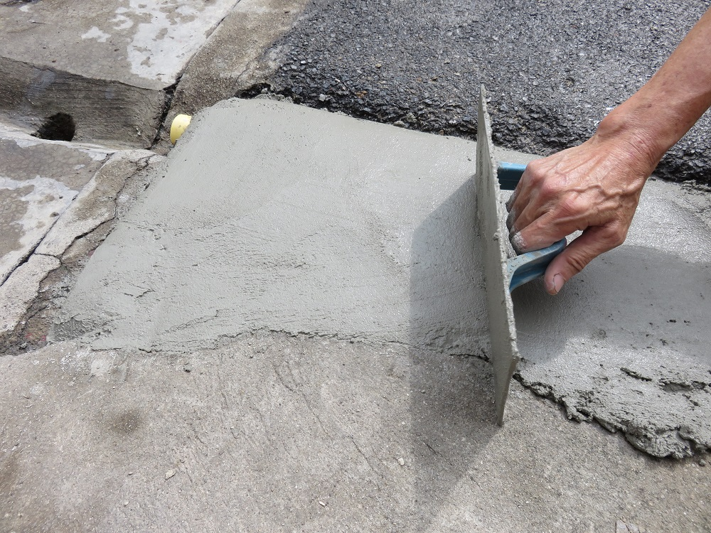Industrial Concrete Floor Repairs and Products