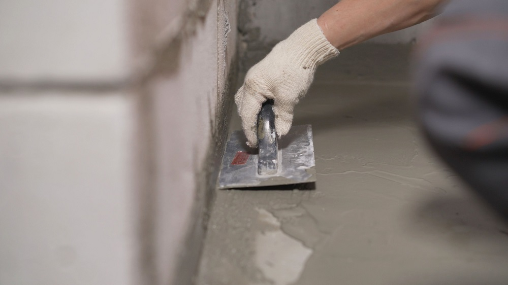 Cement Floor Repair Products to Fix Concrete