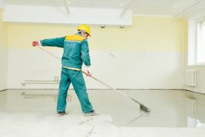 Benefits epoxy floor repair products for industrial