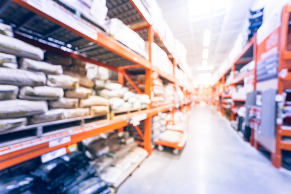 Concrete Floor Sealing in Warehouse Protect Floors
