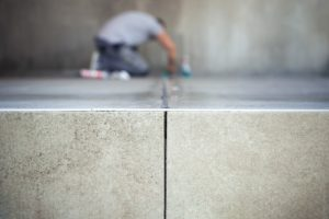 Sealing Industrial Concrete Floors in Building