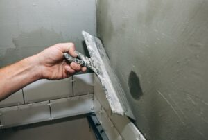 Concrete crack wall repair products industrial use